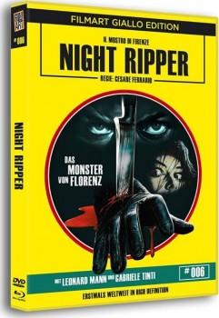 Il mostro di Firenze (1986) Full Blu-Ray 42Gb AVC ITA GER DTS-HD MA 1.0