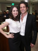 Alison Brie - Stephen Webster Jewelry event at Garrard - February 5, 2009