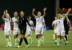 Alex Morgan - Women's World Cup, USA vs.Germany x26