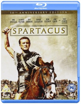 Spartacus (1960) [50th Anniversary Edition] Full Blu-Ray 45Gb AVC ITA DTS 5.1 ENG DTS-HD MA 5.1 MULTI