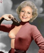 Pity, betty white nude fakes