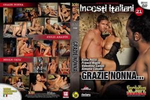 Incesti italiani 21 - Grazie Nonna